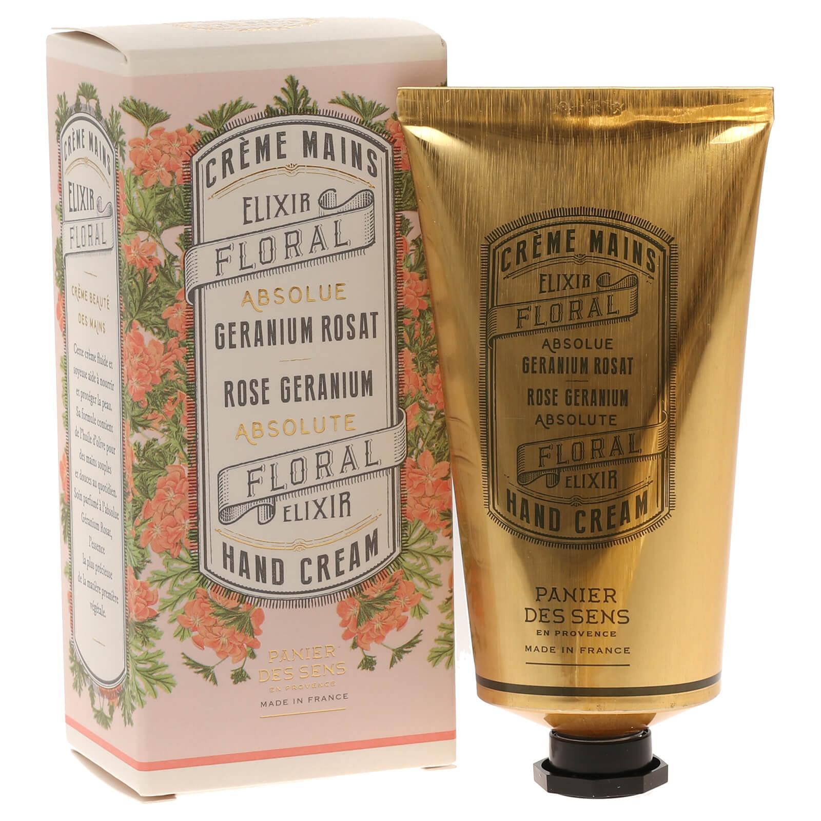 Panier des Sens The Absolutes Rose Geranium Hand Cream  - Купить