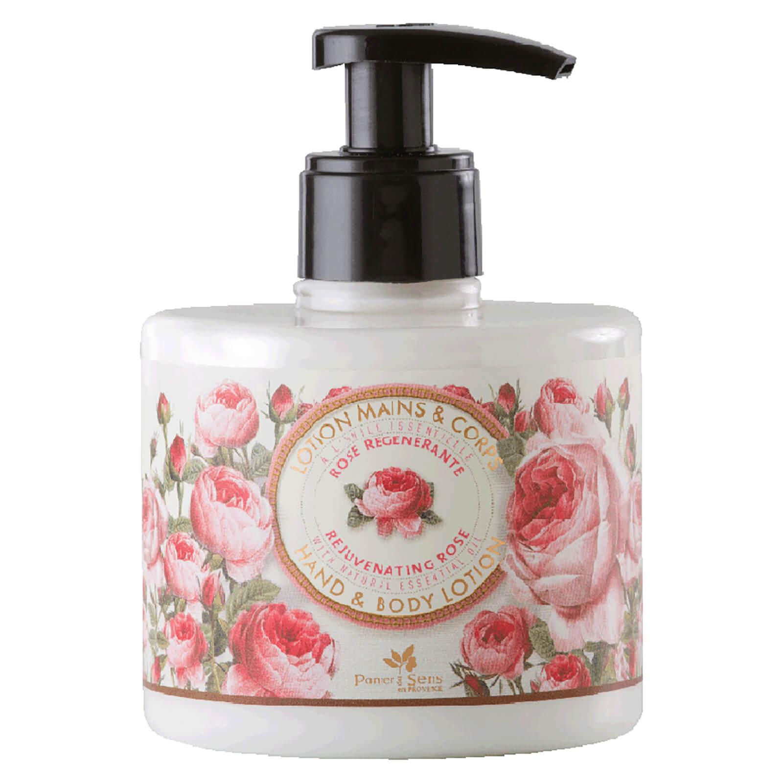 Купить Panier des Sens The Essentials Rejuvenating Rose Hand & Body Lotion