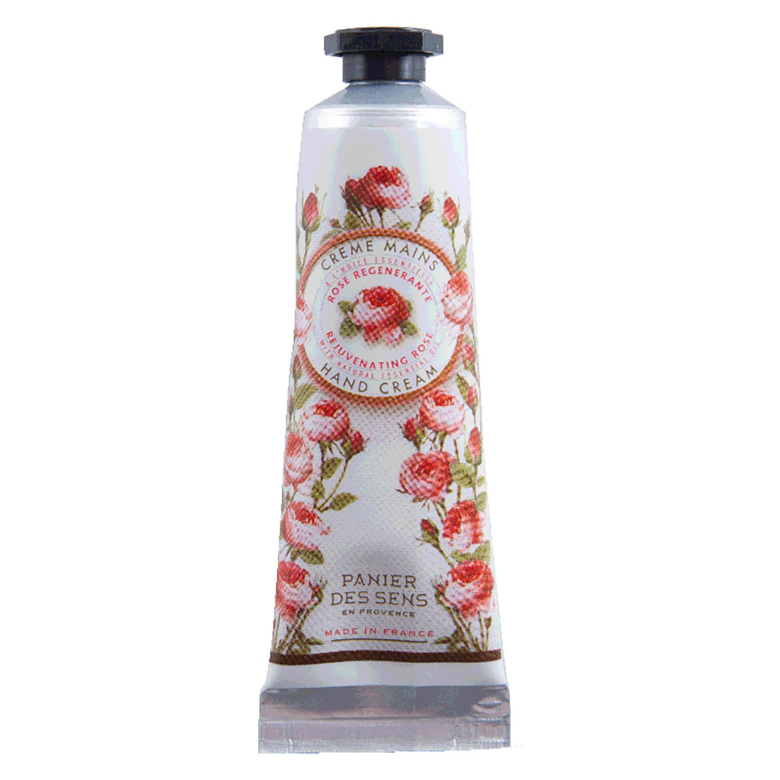 Купить Panier des Sens The Essentials Rejuvenating Rose Hand Cream