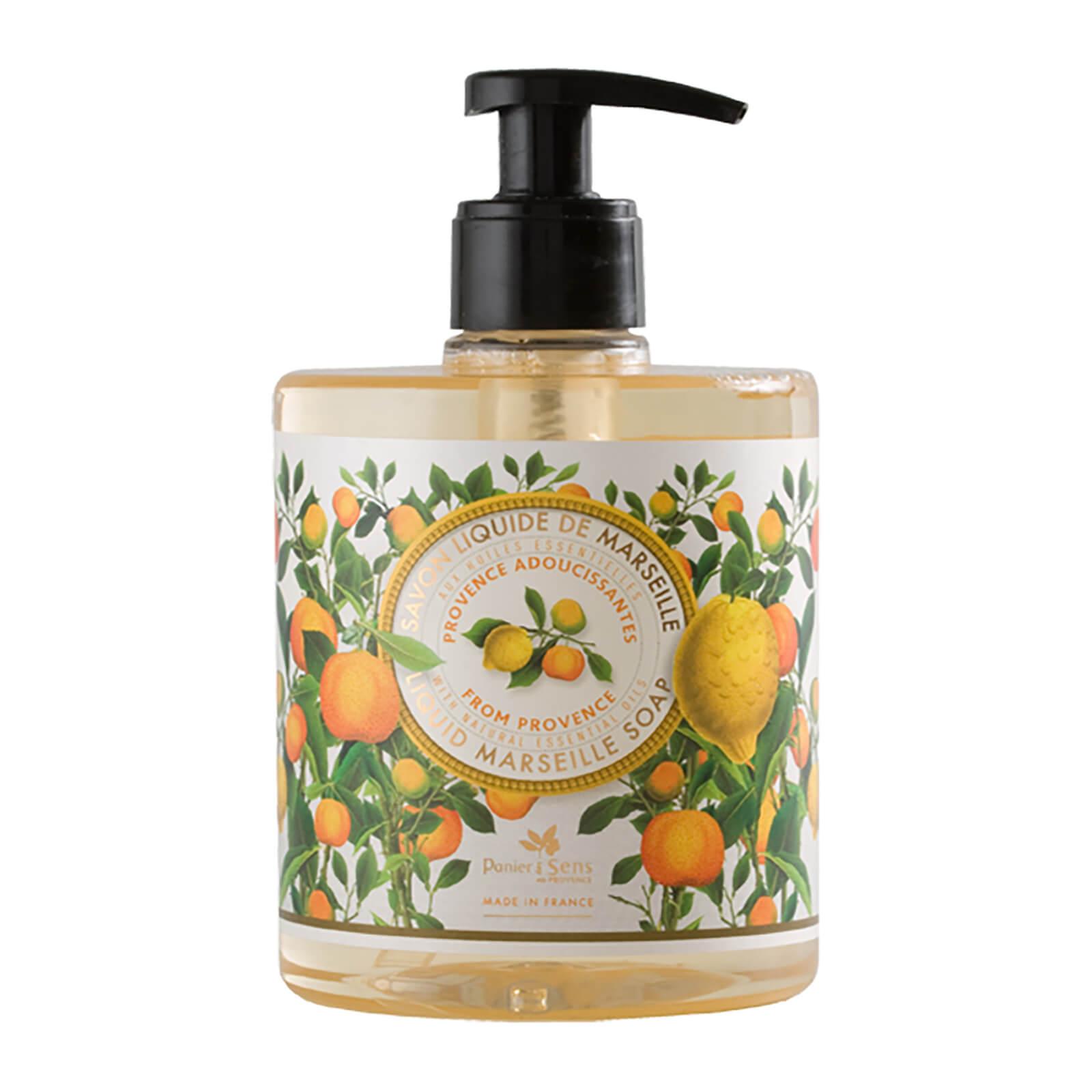 Купить Panier des Sens The Essentials Provence Essential Oils Liquid Marseille Soap