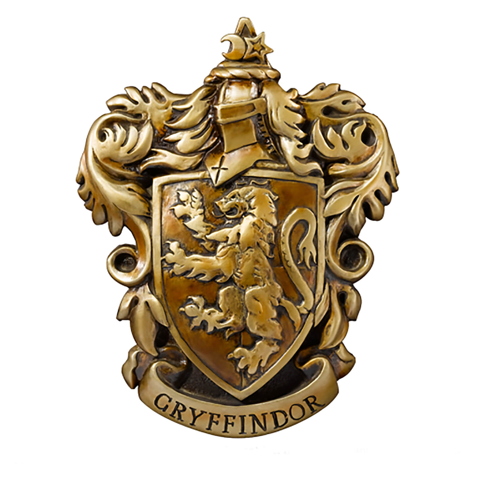 Image of Harry Potter Gryffindor Crest Wall Art