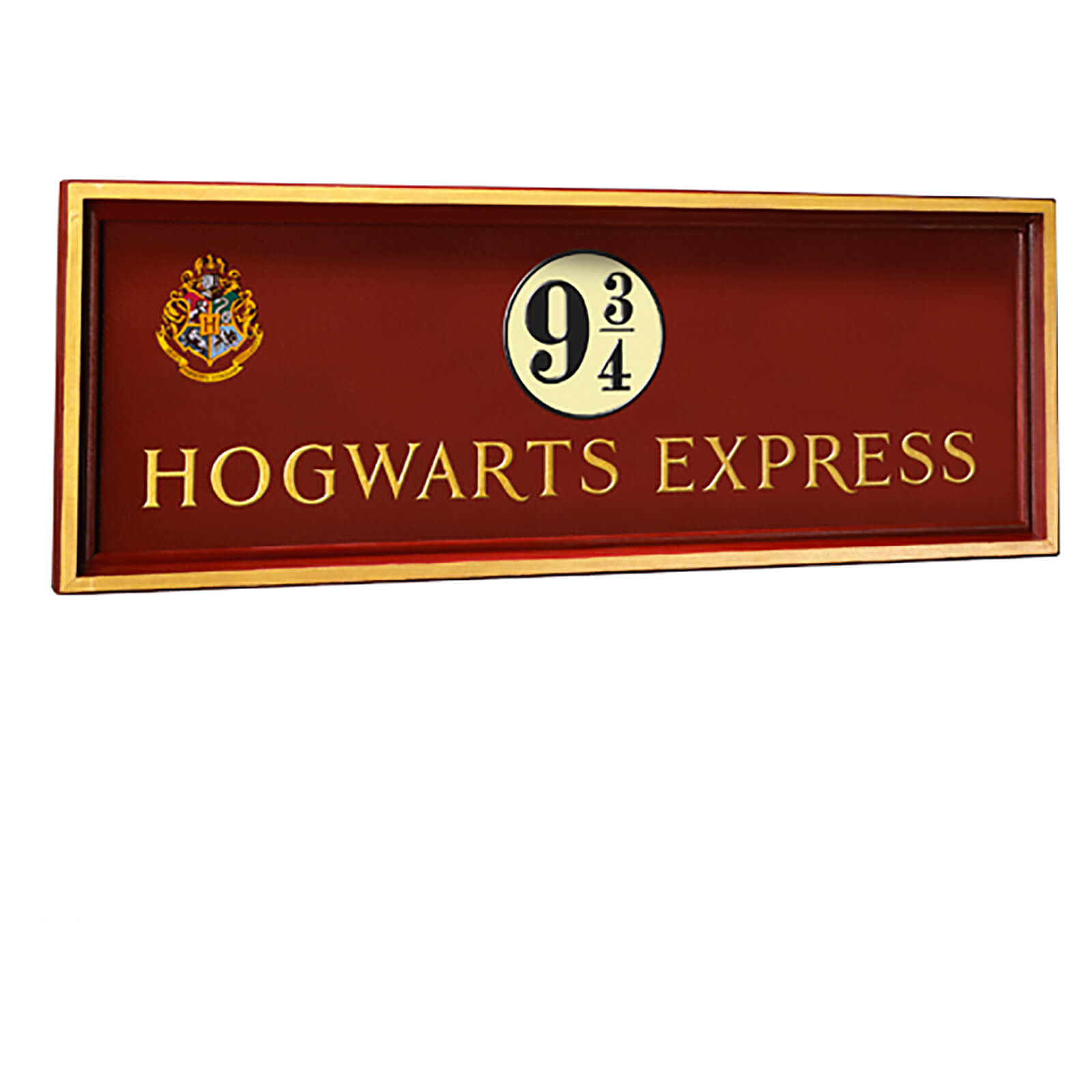 Harry Potter Platform 9 3/4 Sign