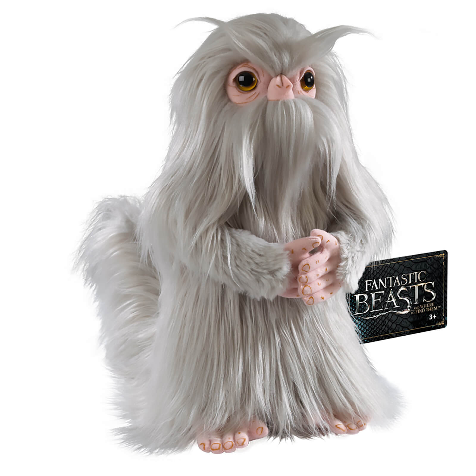 Image of Fantastic Beasts and Where to Find Them Demiguise Collector's Plush