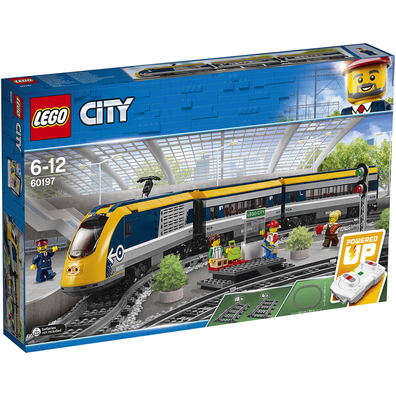 Image of 60197 LEGO® CITY Passenger train