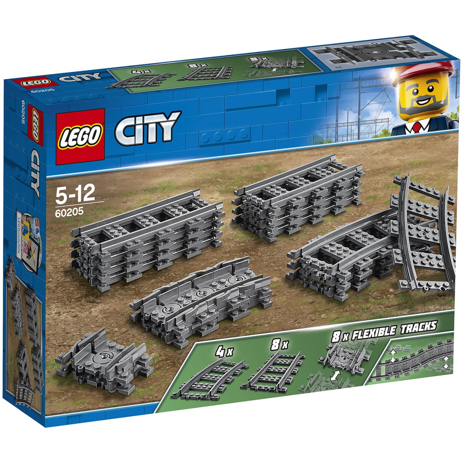 Image of 60205 LEGO® CITY Rails