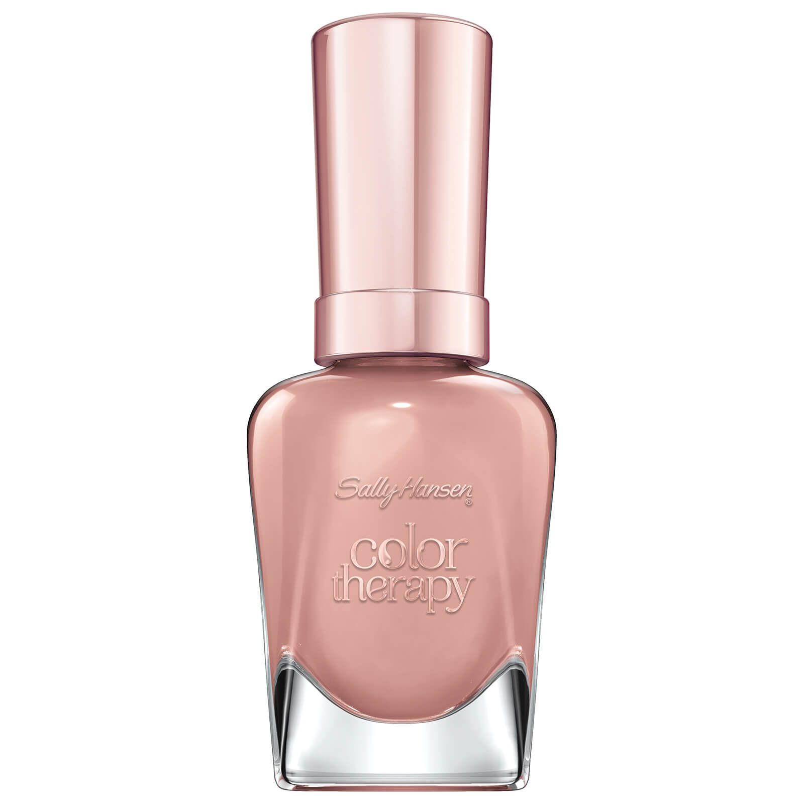 Sally Hansen Colour Therapy Nail Polish 14.7ml - Brushed Petal