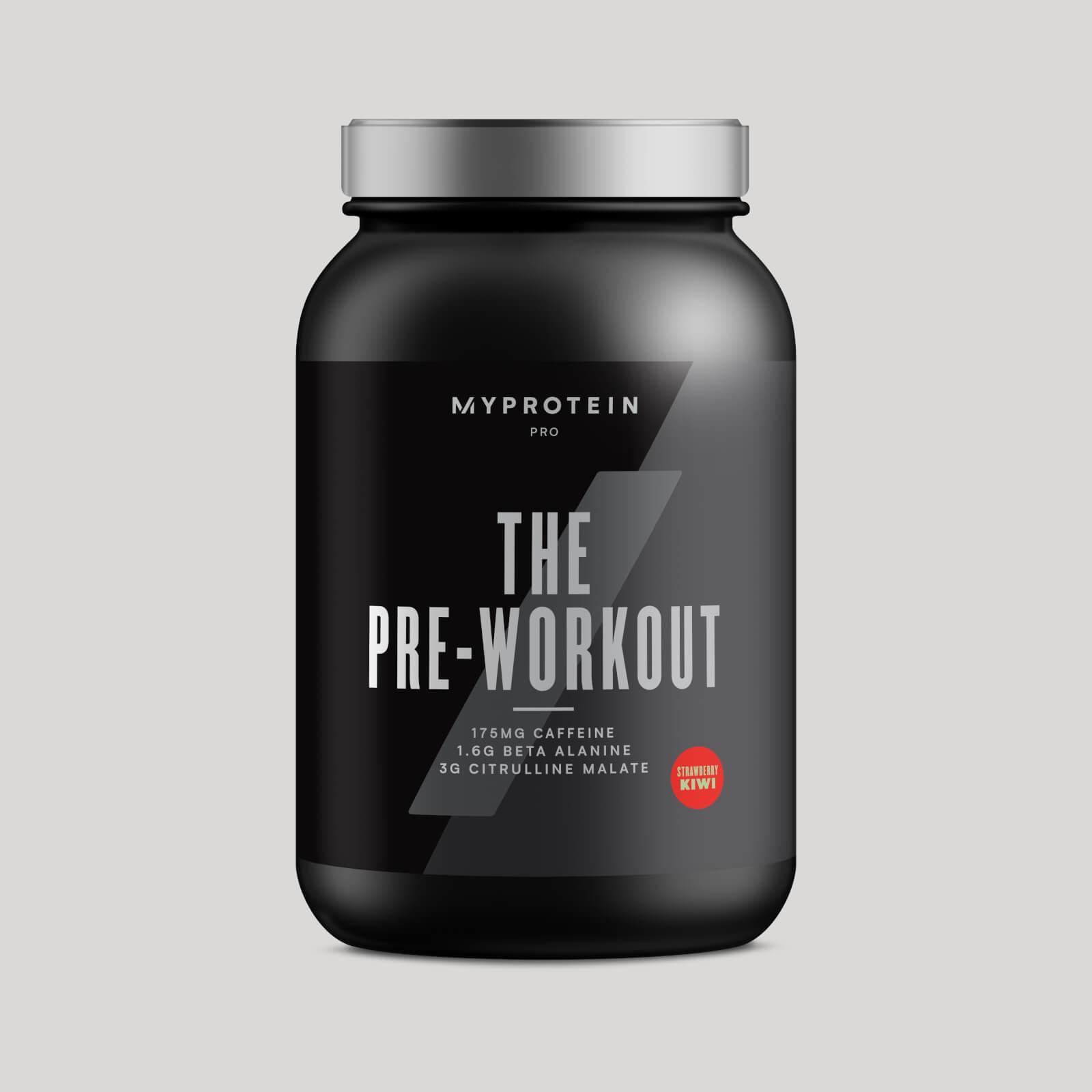THE Pre-Workout - 30servings - Fraise - Kiwi