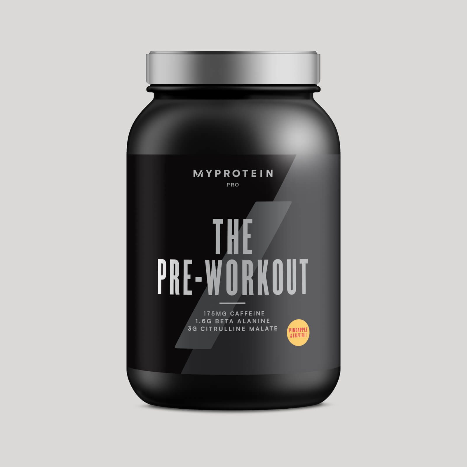 THE Pre-Workout - 30servings - Ananas pamplemousse