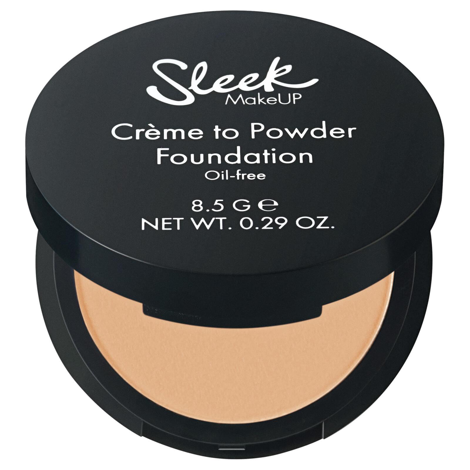 Купить Кремовая тональная основа Sleek MakeUP Creme to Powder Foundation 8, 5 г (различные оттенки) - C2P03