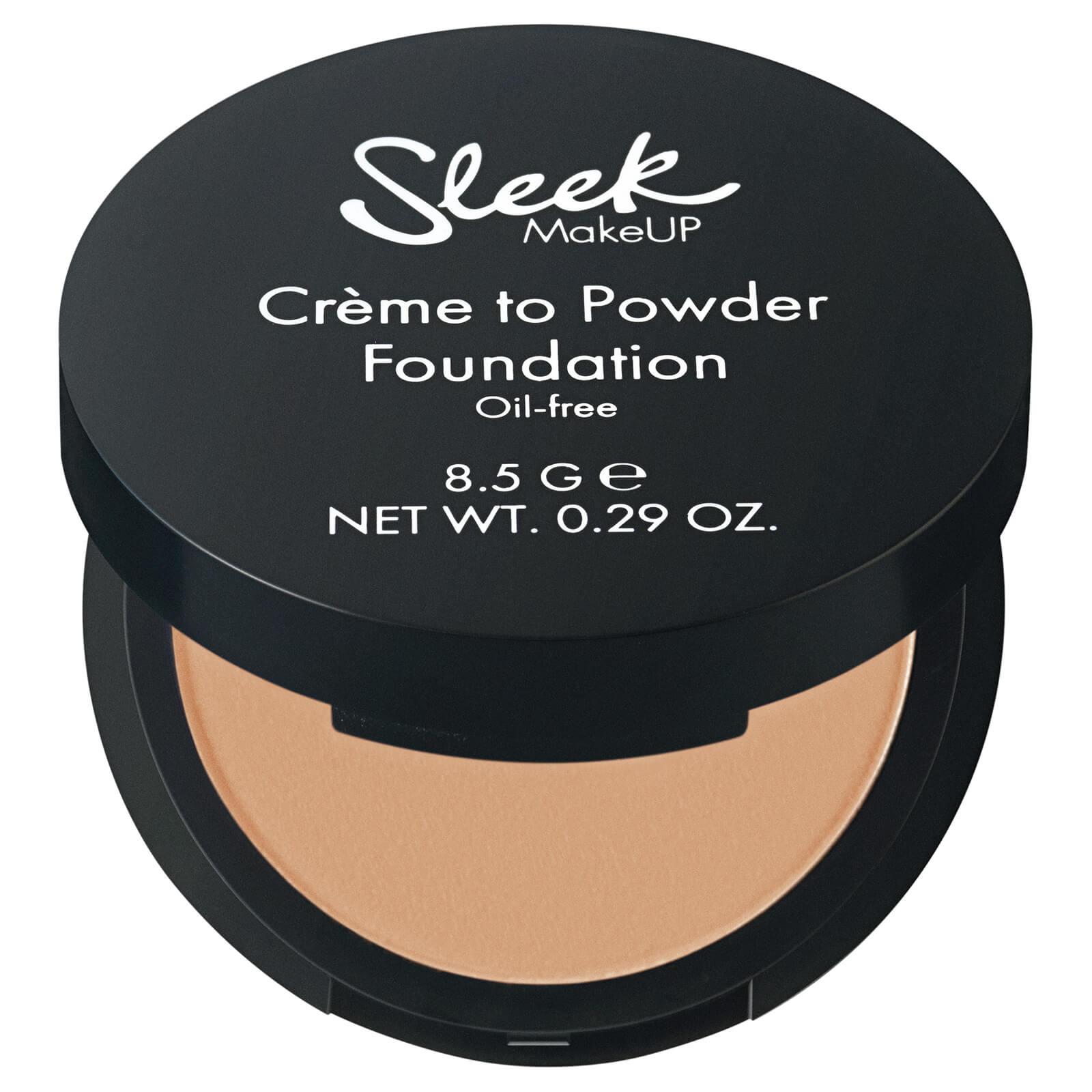 Купить Кремовая тональная основа Sleek MakeUP Creme to Powder Foundation 8, 5 г (различные оттенки) - C2P04
