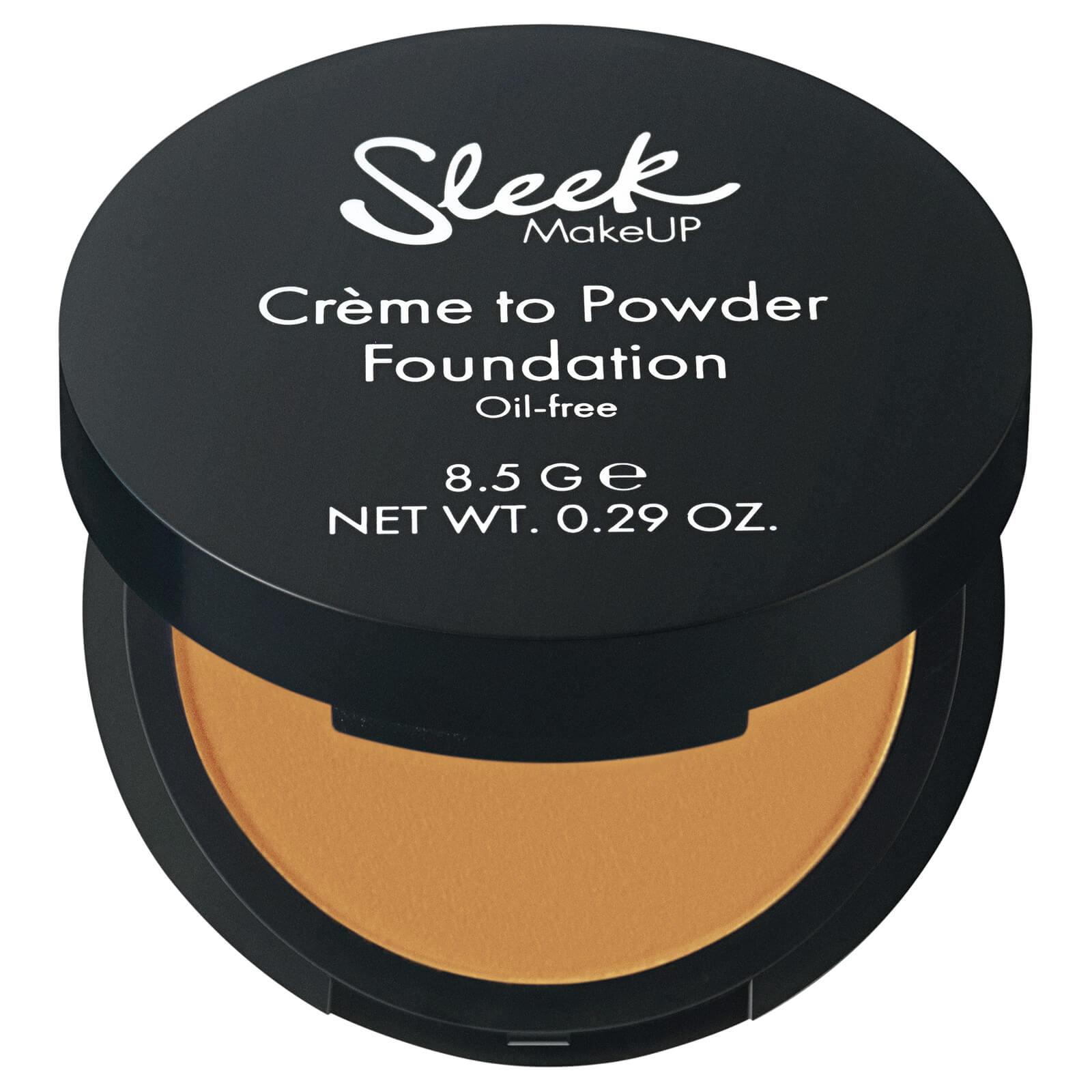 Купить Кремовая тональная основа Sleek MakeUP Creme to Powder Foundation 8, 5 г (различные оттенки) - C2P10