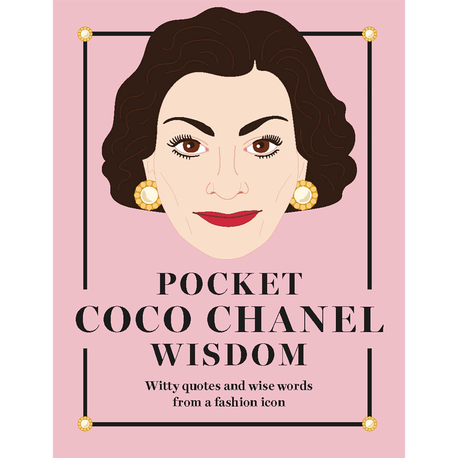 Bookspeed: Pocket Coco Chanel Wisdom