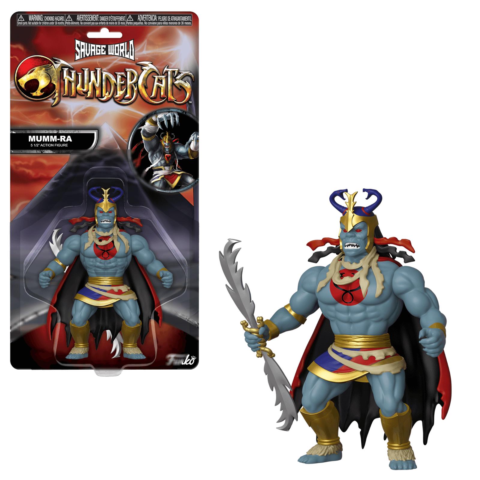 Funko Savage World: Thundercats   Mumm Ra Action Figure