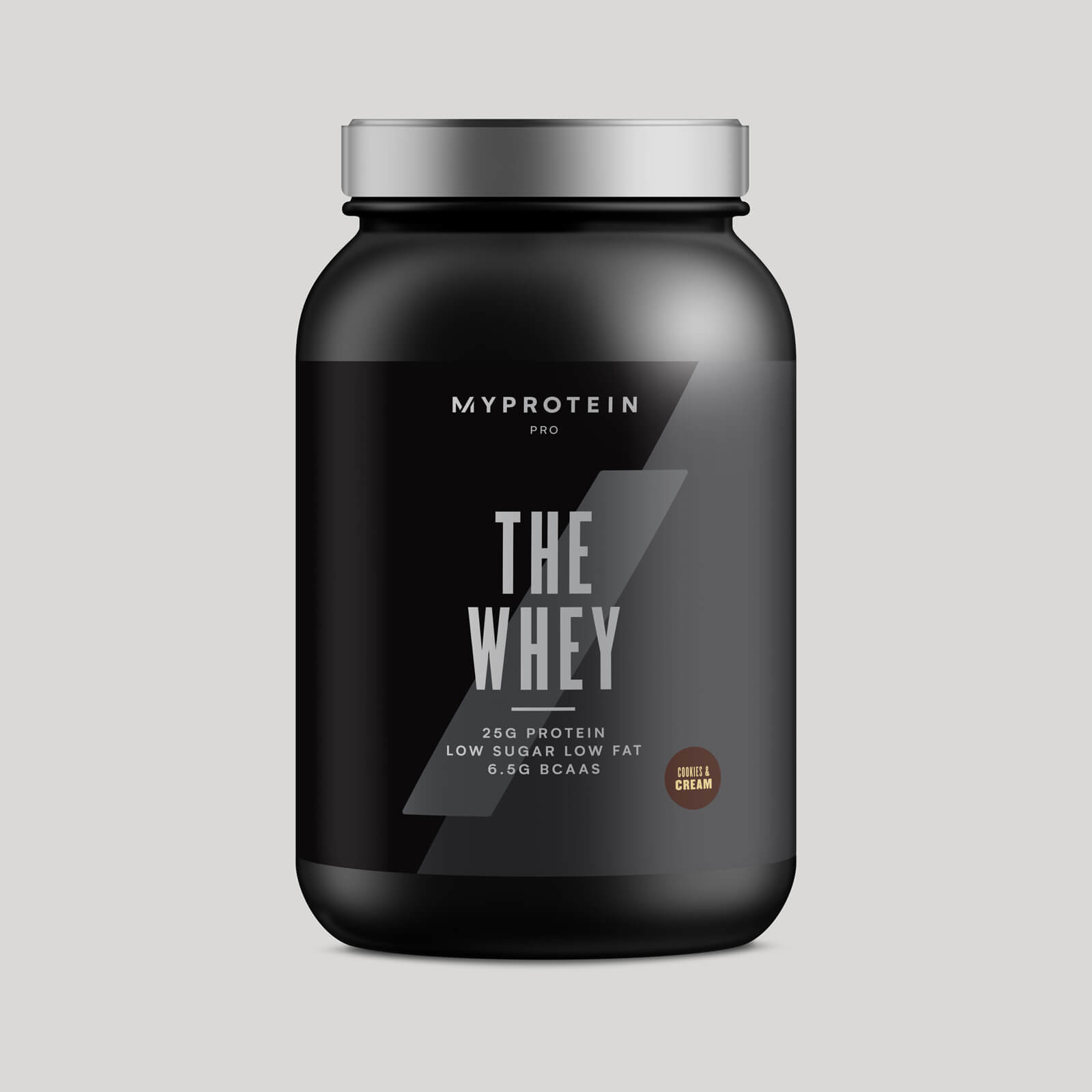 THE Whey™ - 30 Servings - 900g - Cookie & cream