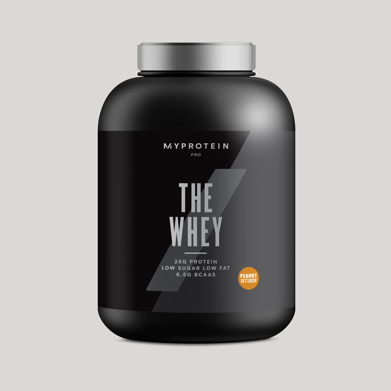 THE Whey™ - 60 Servings - 1.86kg - Peanut Butter Cup
