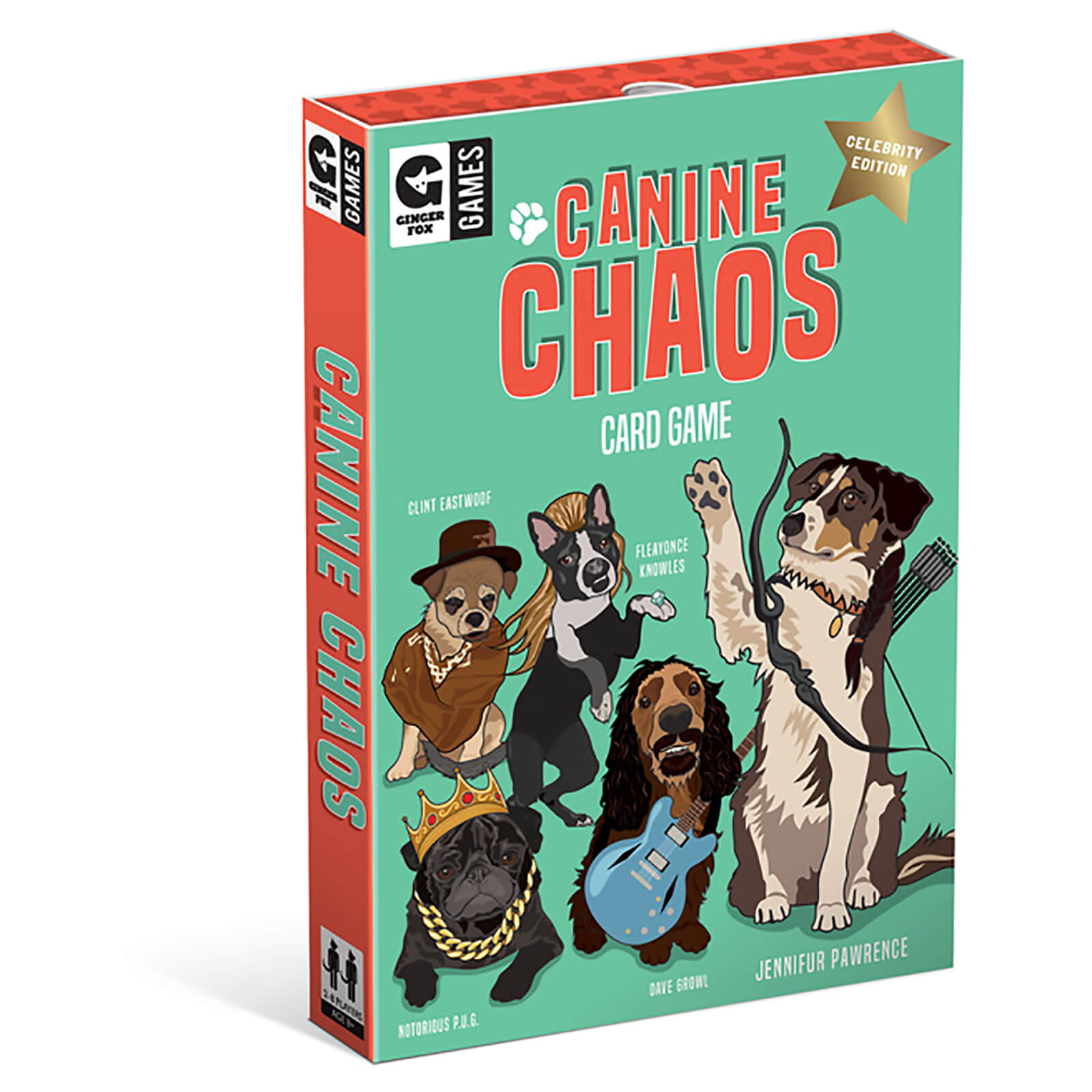Image of Canine Chaos Card Game