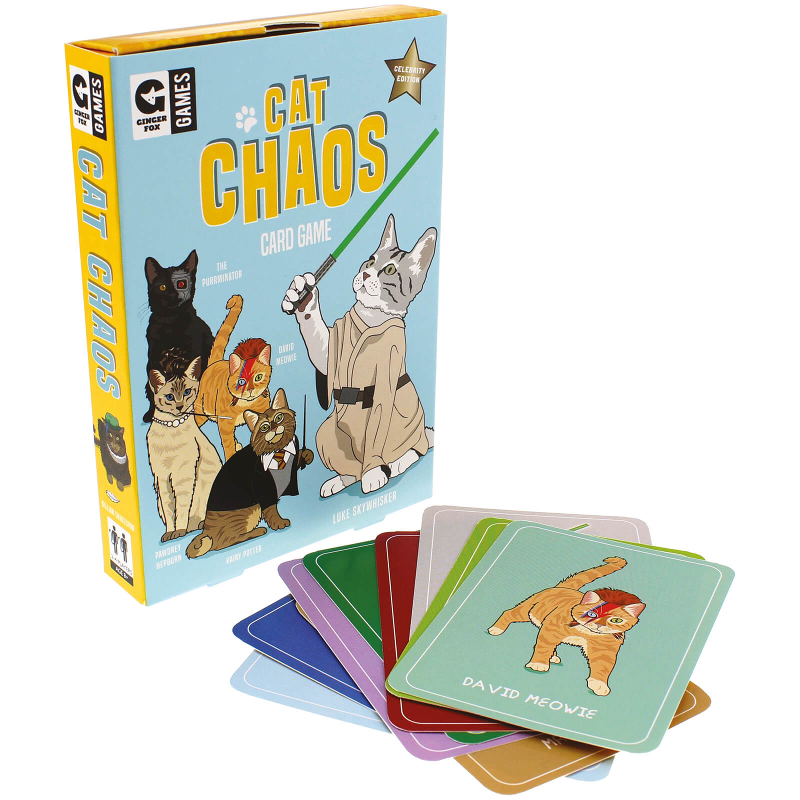 Image of Cat Chaos Card Game