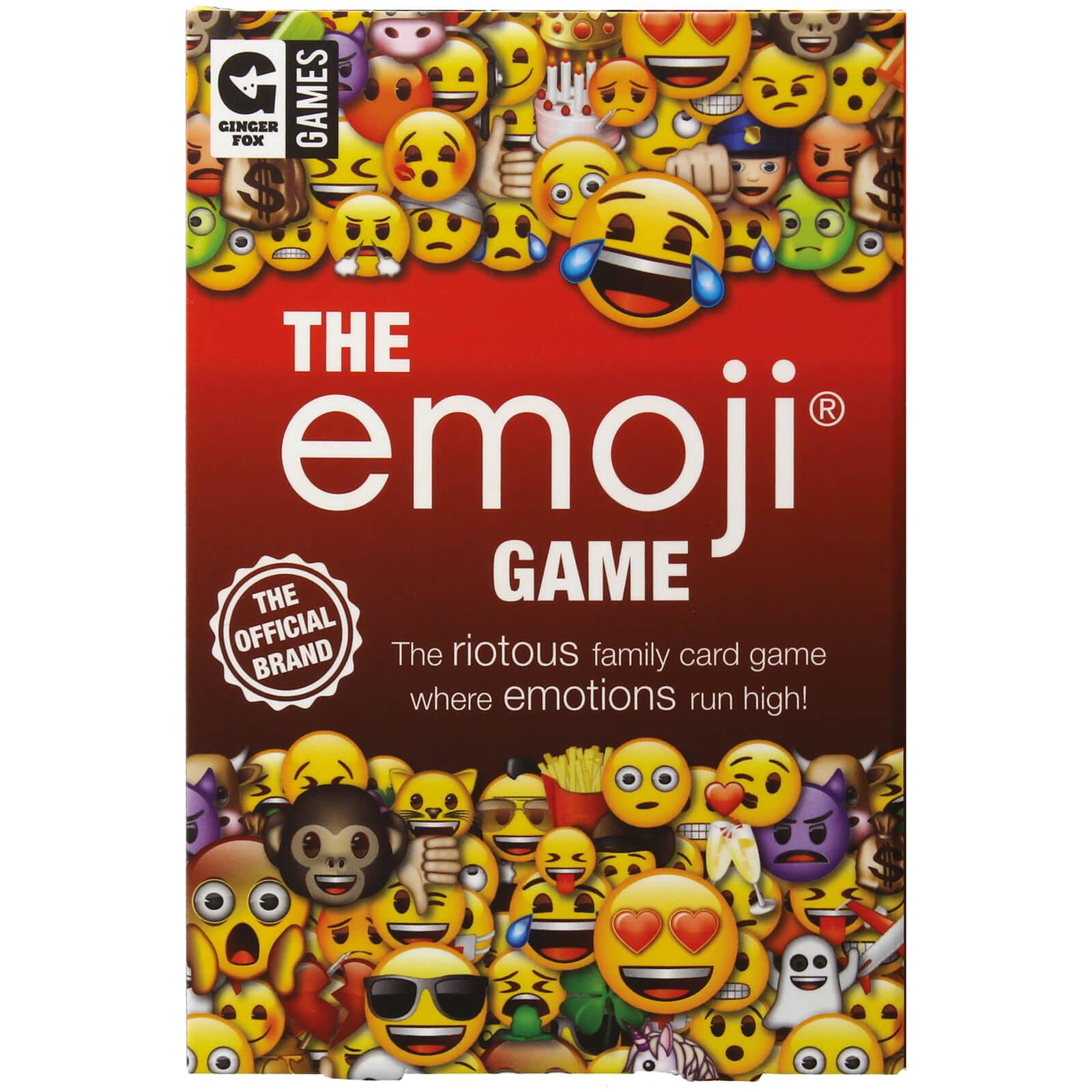 Image of The Emoji Game