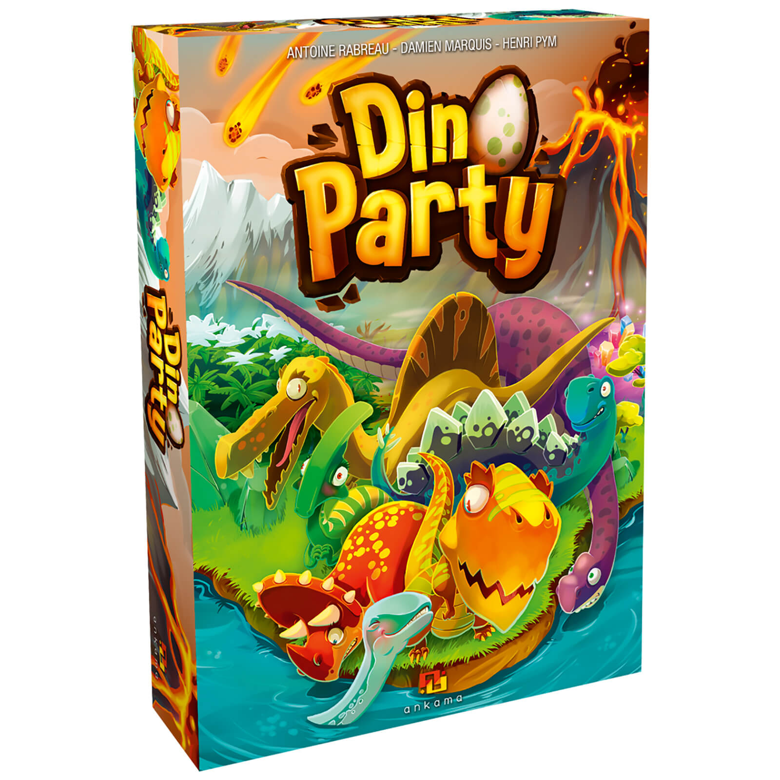 Image of Ankama Games Dino Party
