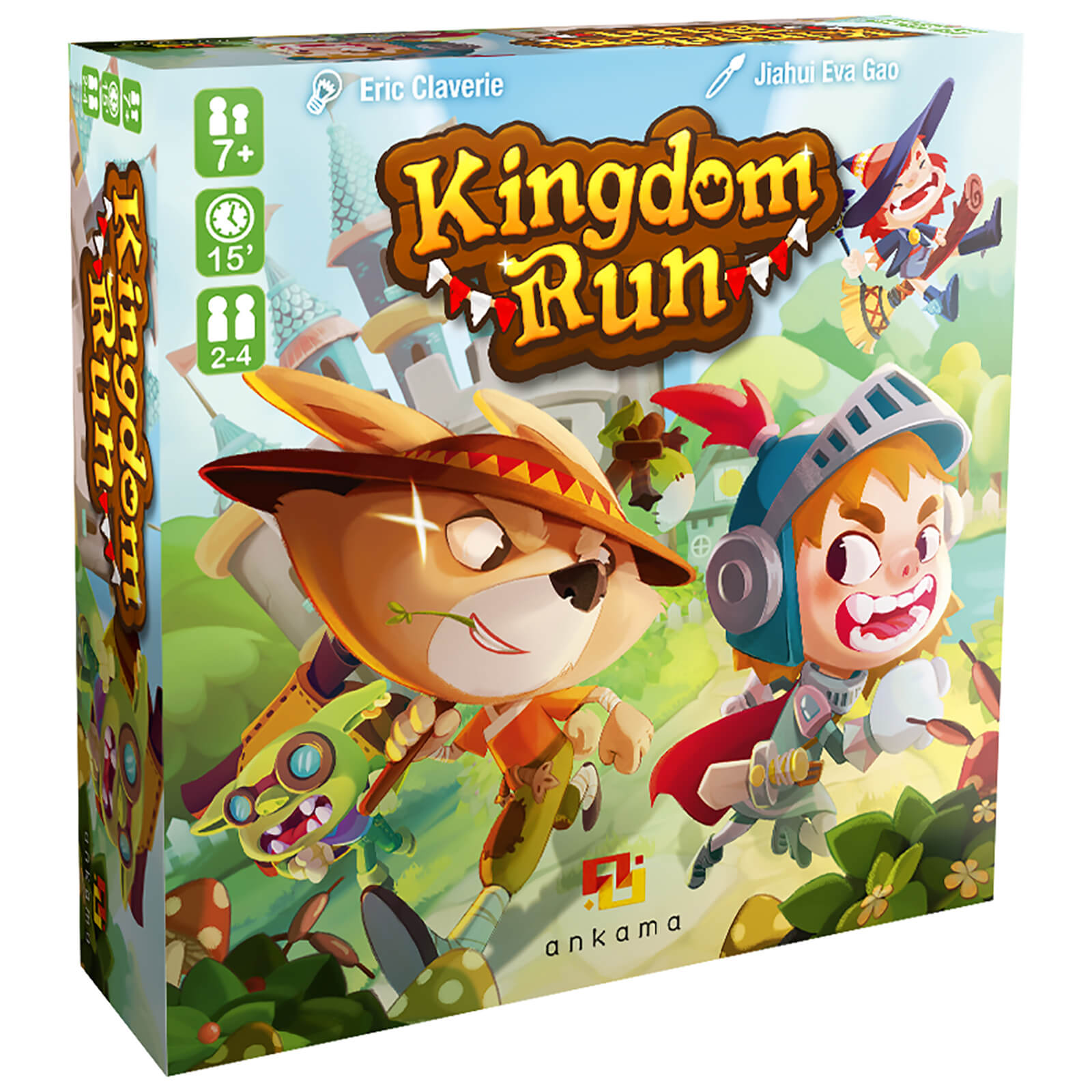 Ankama Games Kingdom Run