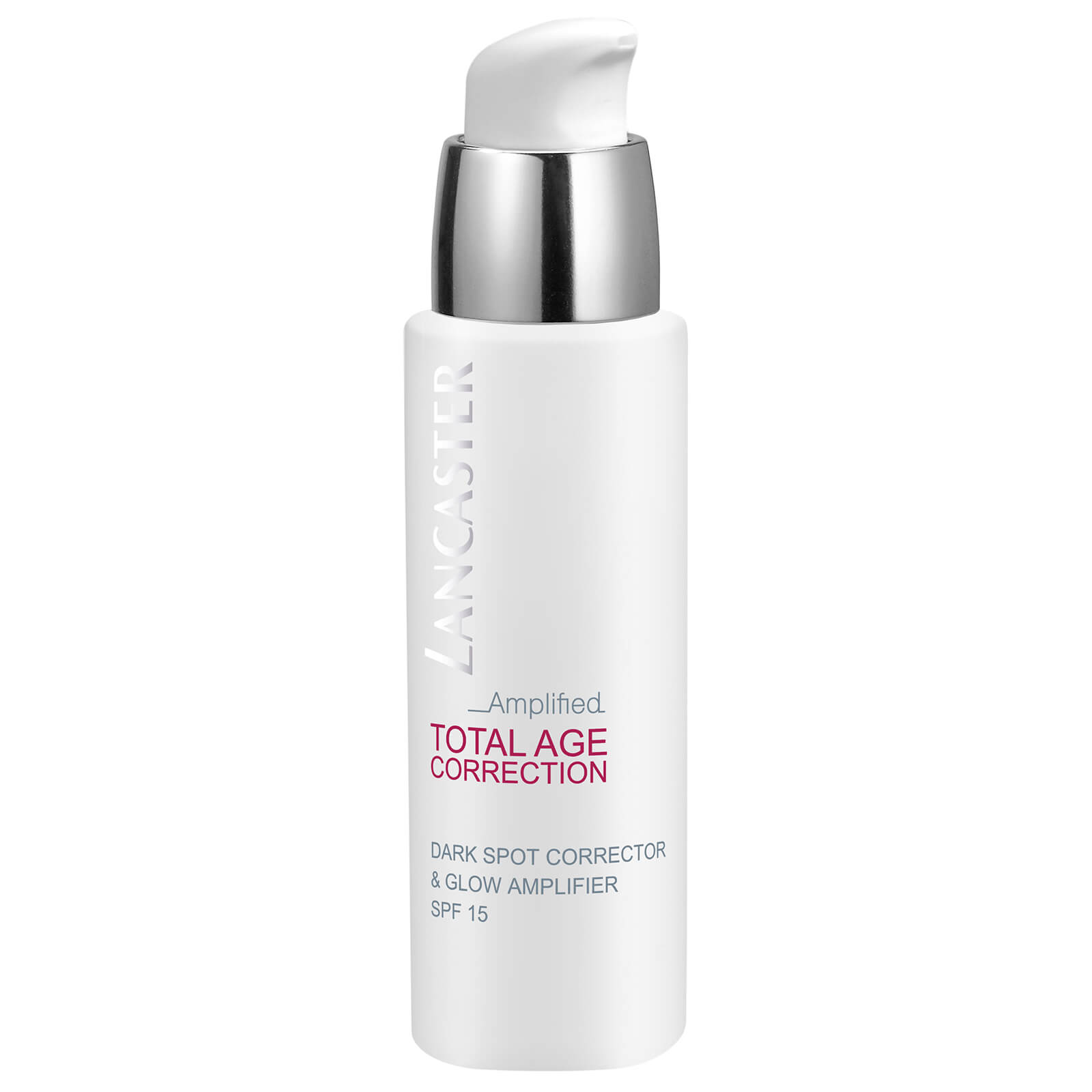 Lancaster Total Age Correction Amplified Dark Spot Corrector and Glow Amplifier SPF15 30ml