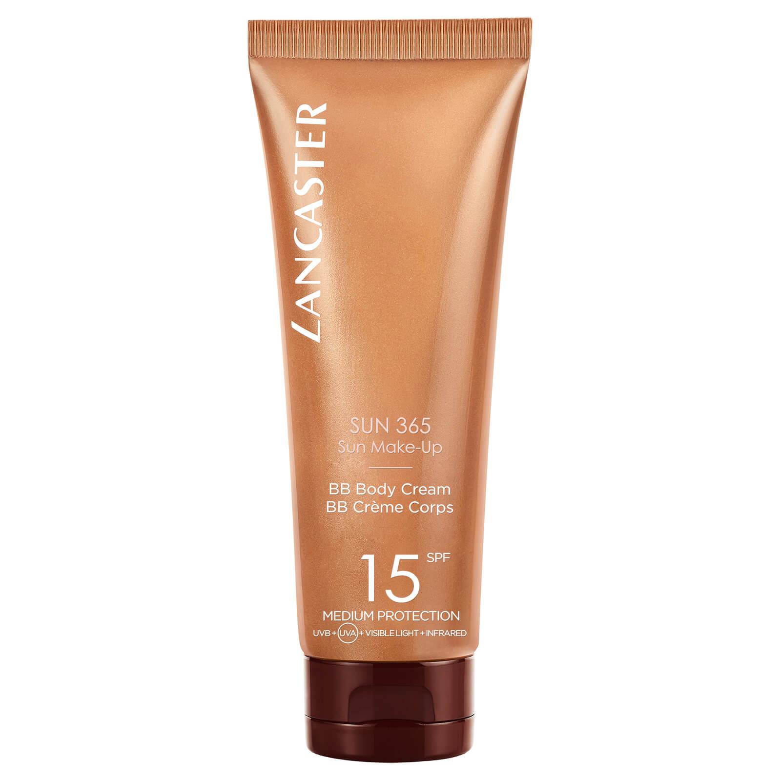 Купить Солнцезащитный BB-крем-активатор загара для тела Lancaster 365 Sun BB Body Cream SPF15 Instant Natural Glow 125 мл