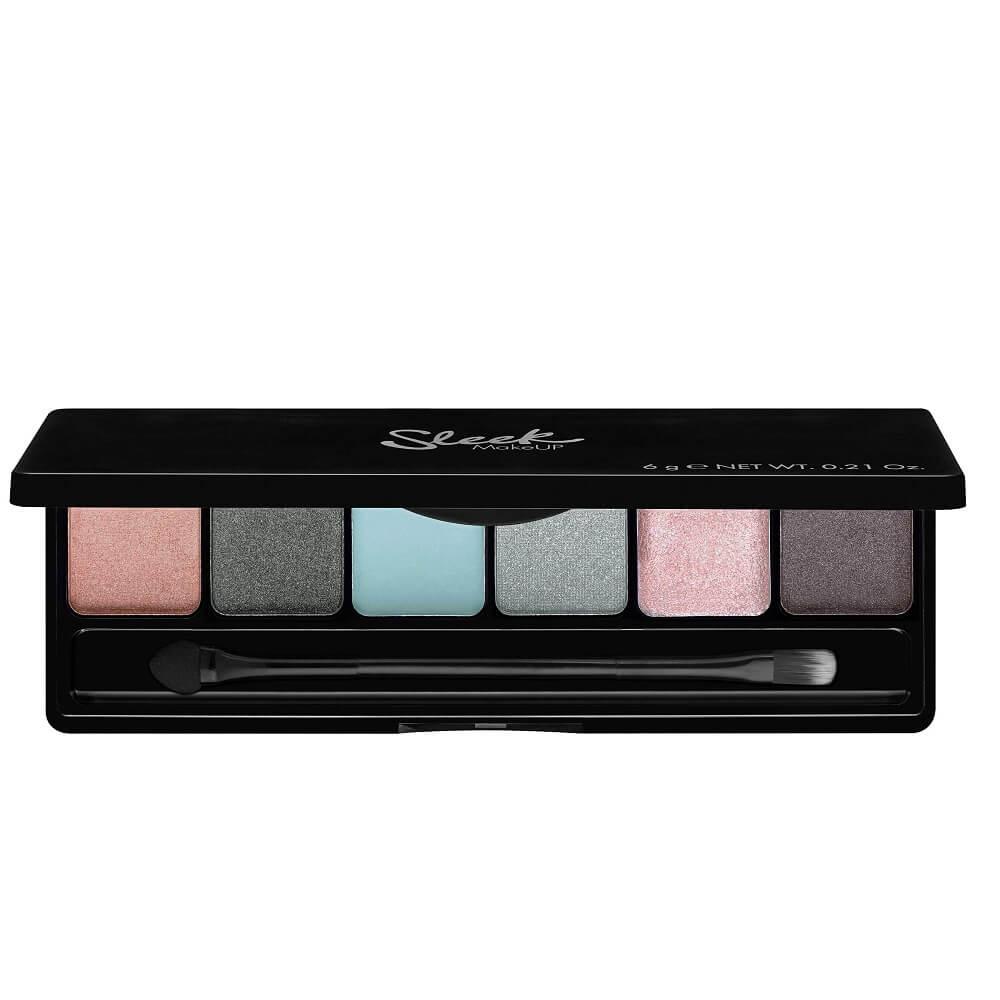 Купить Палетка теней для век Sleek MakeUP i-Lust Eyeshadow Palette - Stonework 6 г