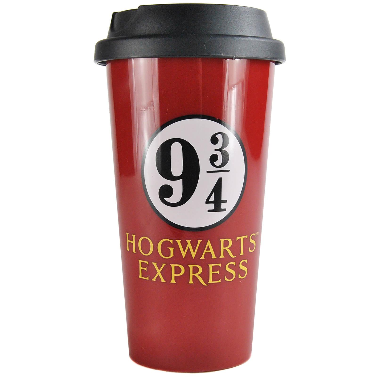 Image of Harry Potter Travel Mug (Platform 9 3/4)