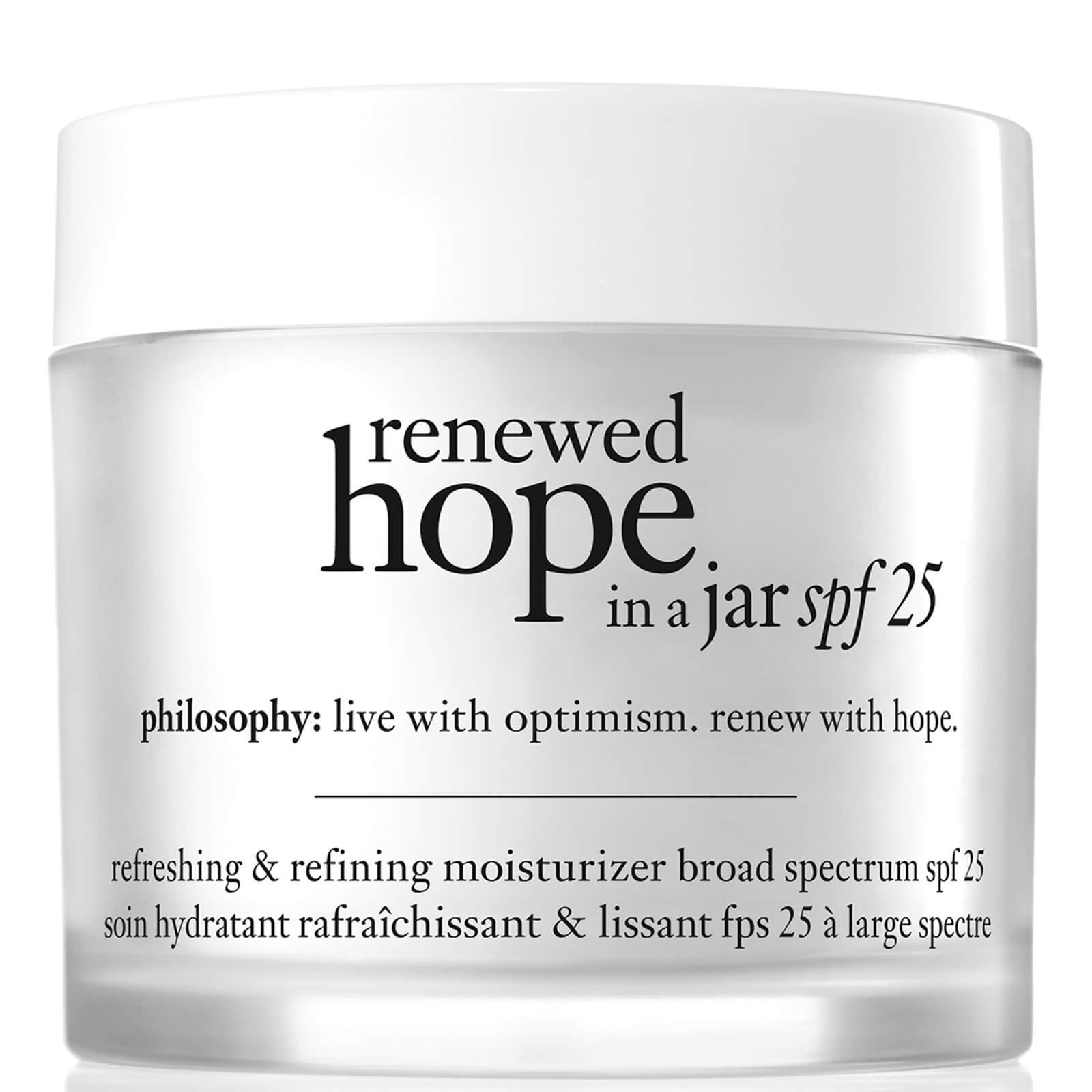 Купить Увлажняющий крем для лица philosophy Renewed Hope in a Jar SPF25 Moisturiser 60 мл