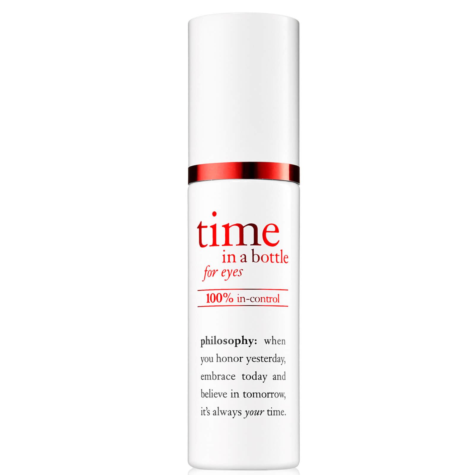 philosophy Time in a Bottle Eye Serum 15ml