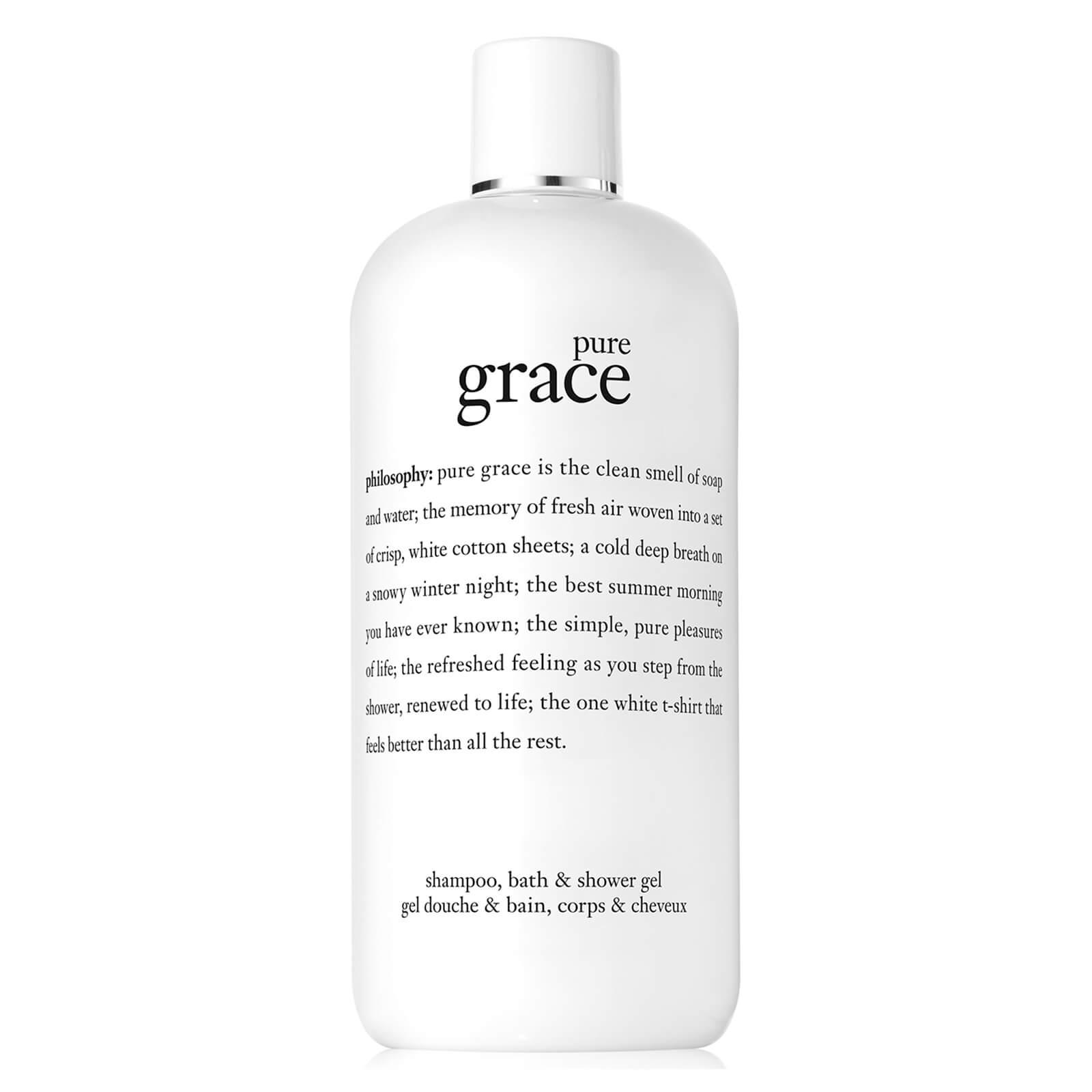 Купить Гель для душа philosophy Pure Grace Shower Gel 480 мл