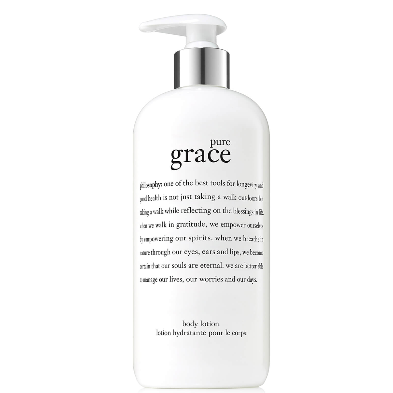 Купить Лосьон для тела philosophy Pure Grace Body Lotion 480 мл