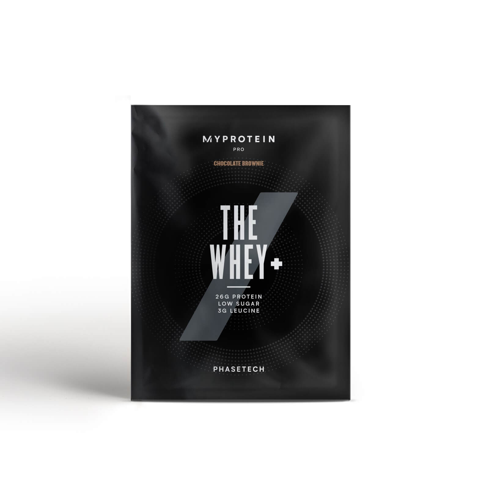 THE Whey+ (Échantillon) - Chocolat Brownie