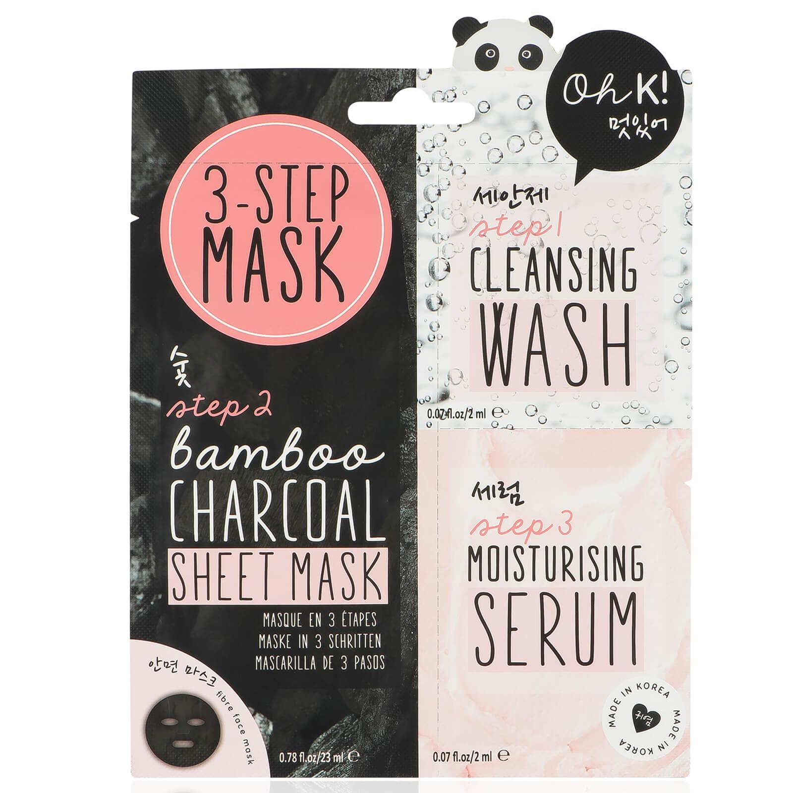 oh k! 3 step mask 23ml