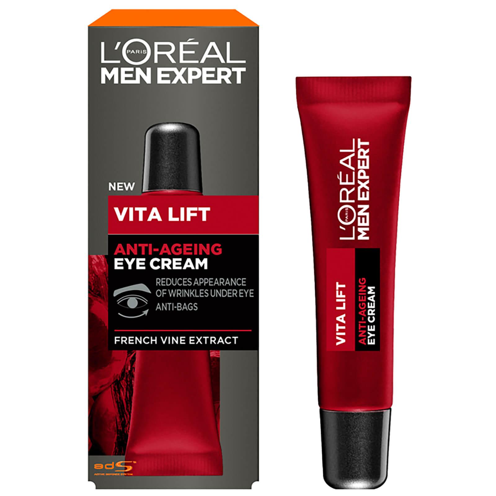 L'Oréal Paris Men Expert Vitalift Anti-Wrinkle Eye Cream 15ml