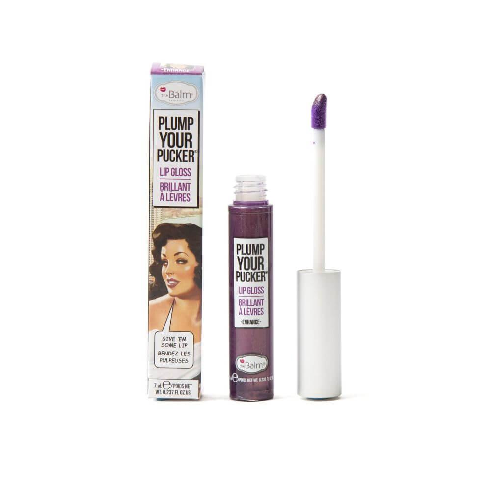 Купить Блеск для губ theBalm Plump Your Pucker Lip Gloss (различные оттенки) - Enhance