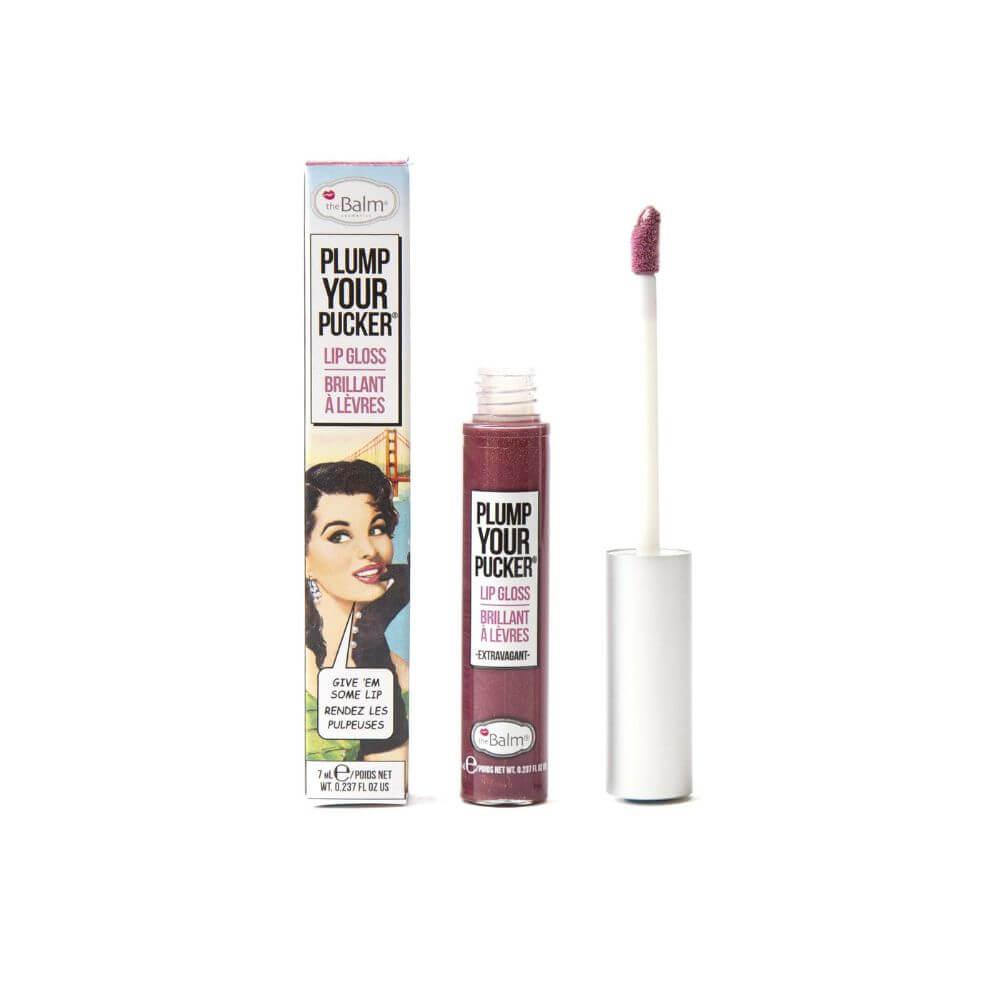 Купить Блеск для губ theBalm Plump Your Pucker Lip Gloss (различные оттенки) - Extravagant