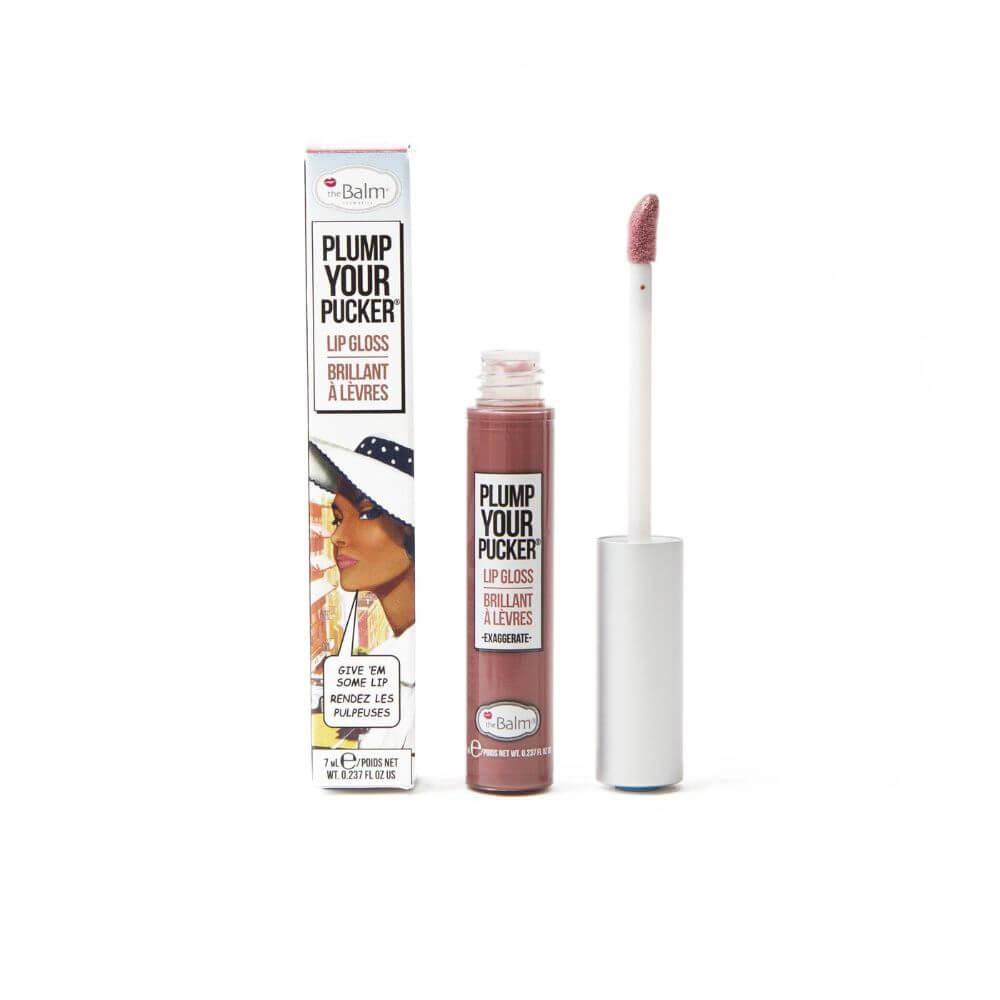 Купить Блеск для губ theBalm Plump Your Pucker Lip Gloss (различные оттенки) - Exaggerate