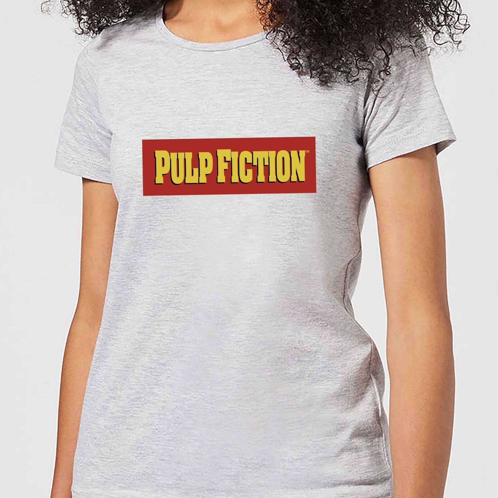 OfferteWeb.click 88-pulp-fiction-logo-women-s-t-shirt-grey-xl-grigio
