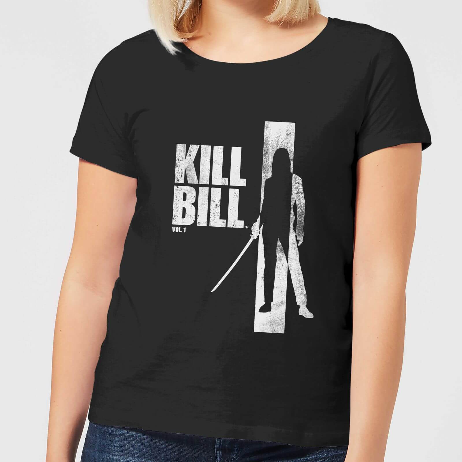 OfferteWeb.click 19-kill-bill-silhouette-women-s-t-shirt-black-m-nero