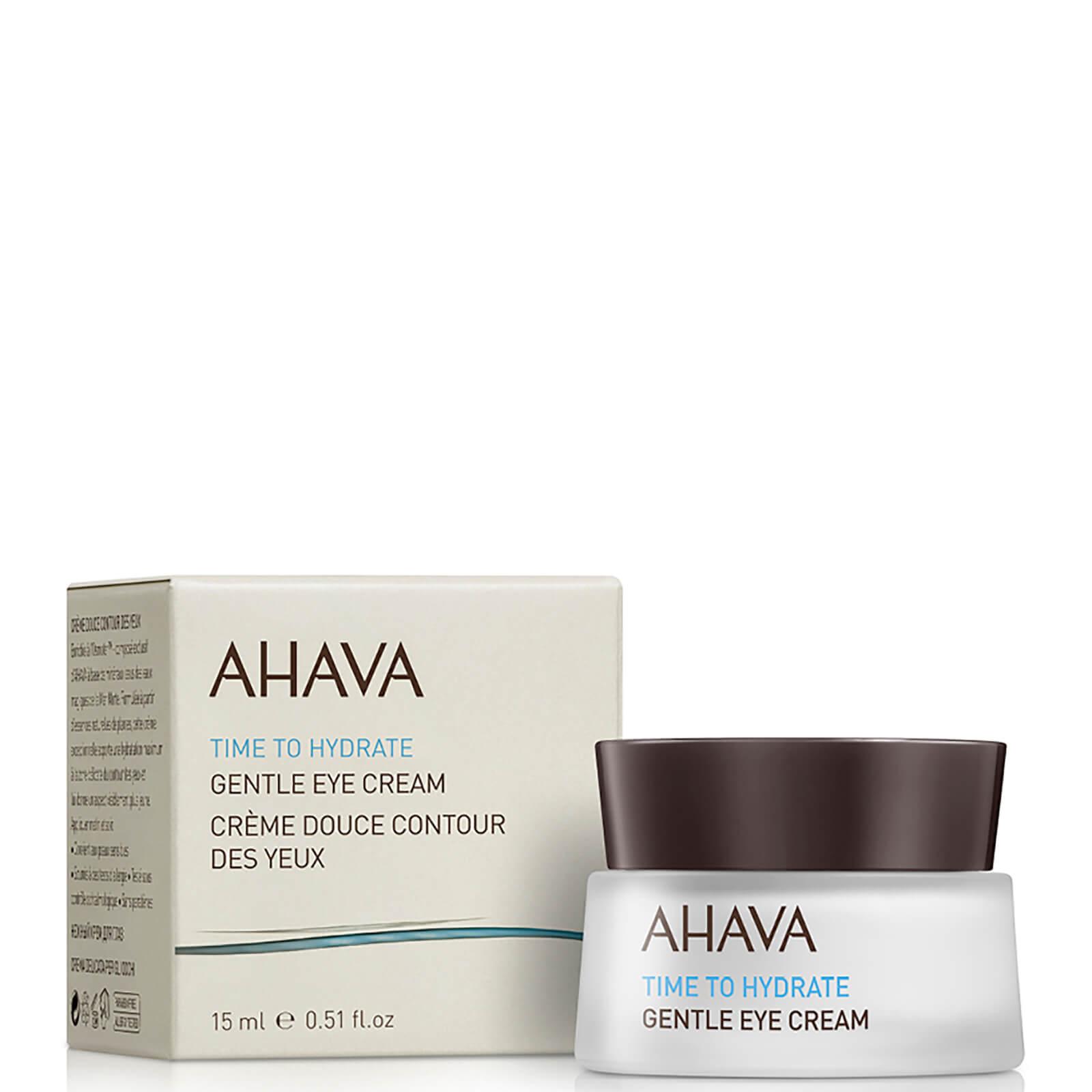 Купить Нежный и легкий крем для кожи вокруг глаз AHAVA Gentle Eye Cream 15мл