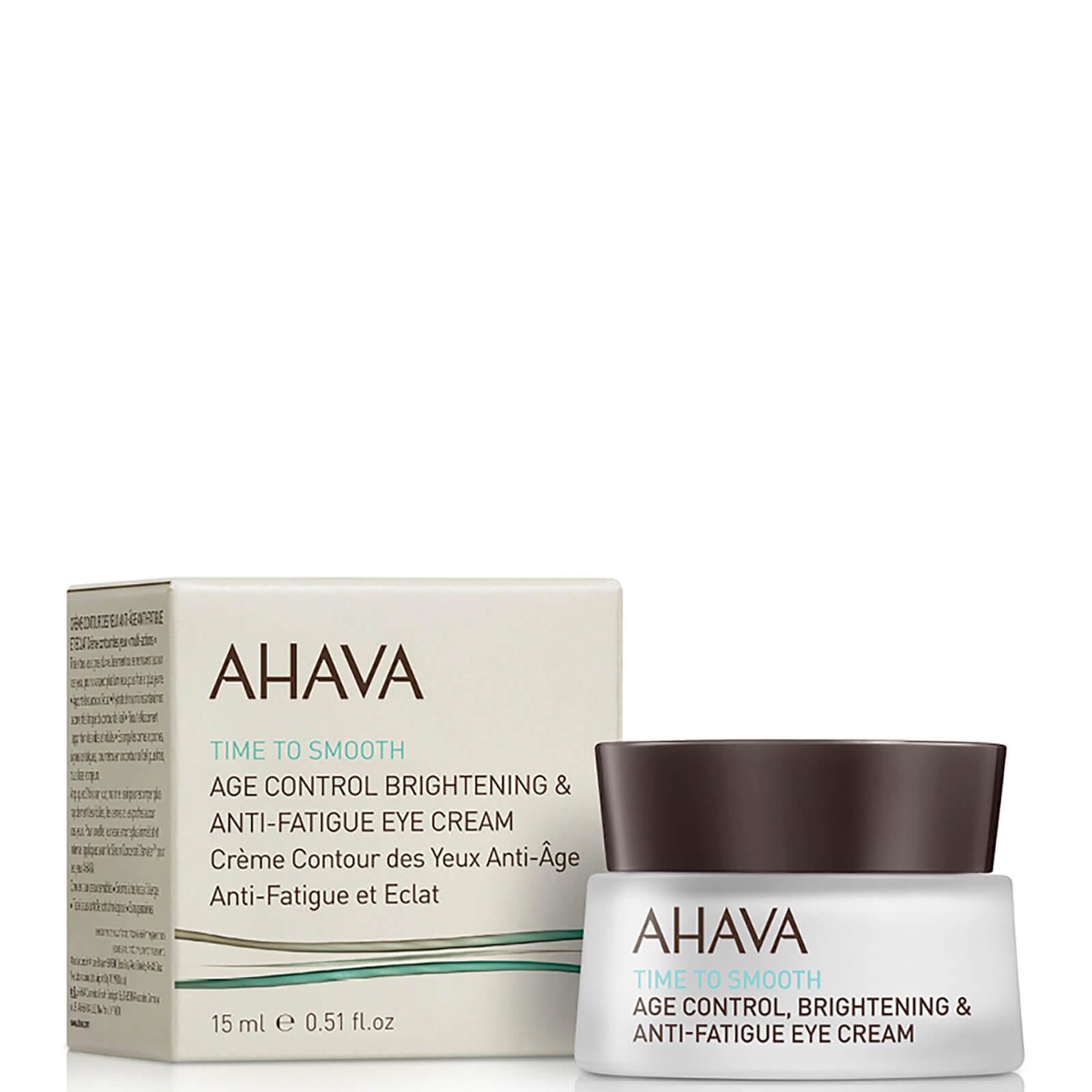 AHAVA Age Control Brightening Eye Cream 15ml