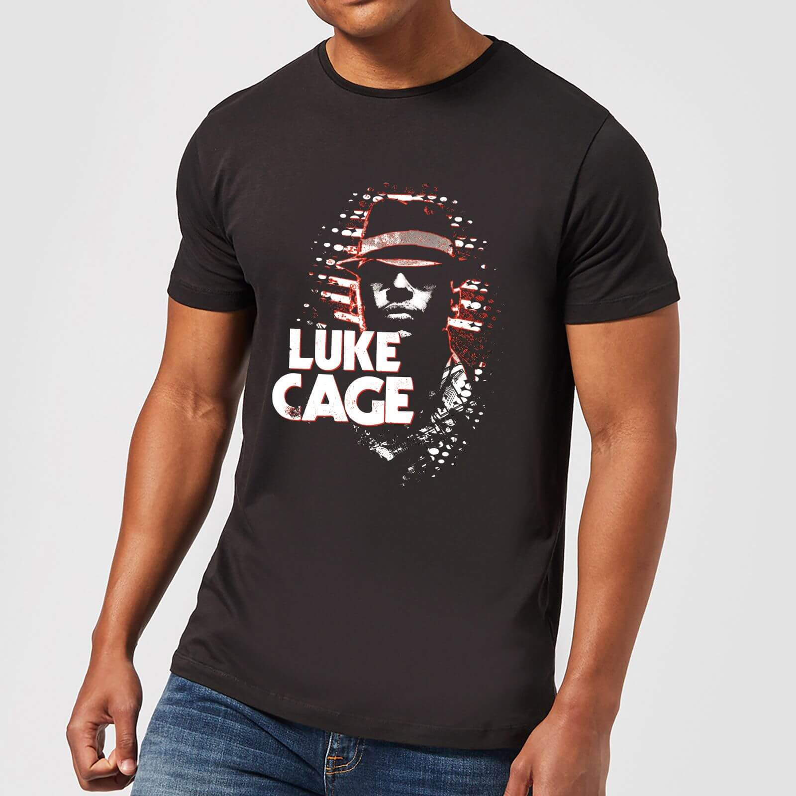 OfferteWeb.click 94-t-shirt-marvel-knights-luke-cage-nero-uomo-xl-nero