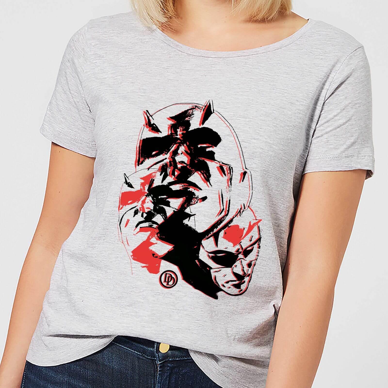 OfferteWeb.click 81-t-shirt-marvel-knights-daredevil-layered-faces-grigio