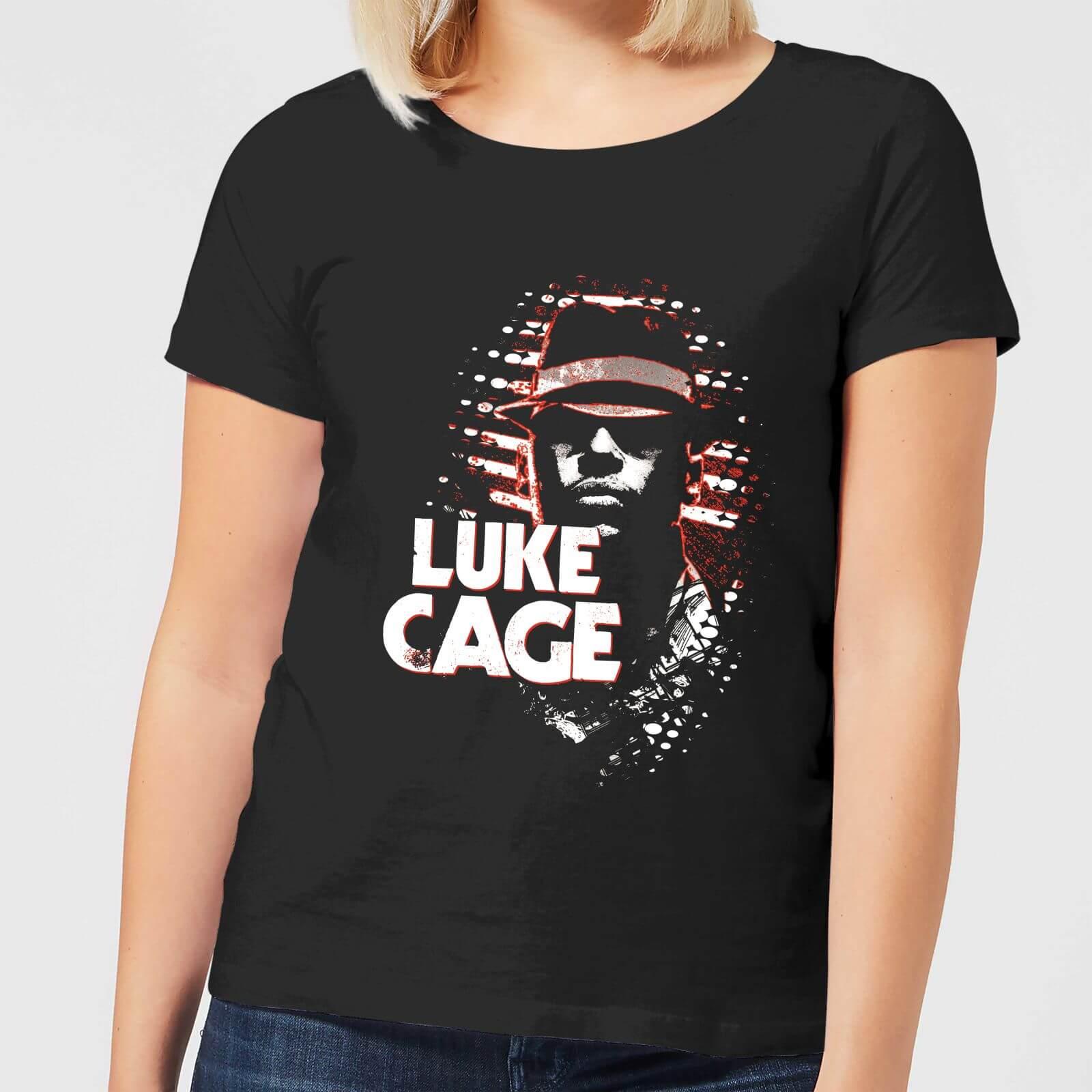 OfferteWeb.click 42-t-shirt-marvel-knights-luke-cage-nero-donna-m-nero