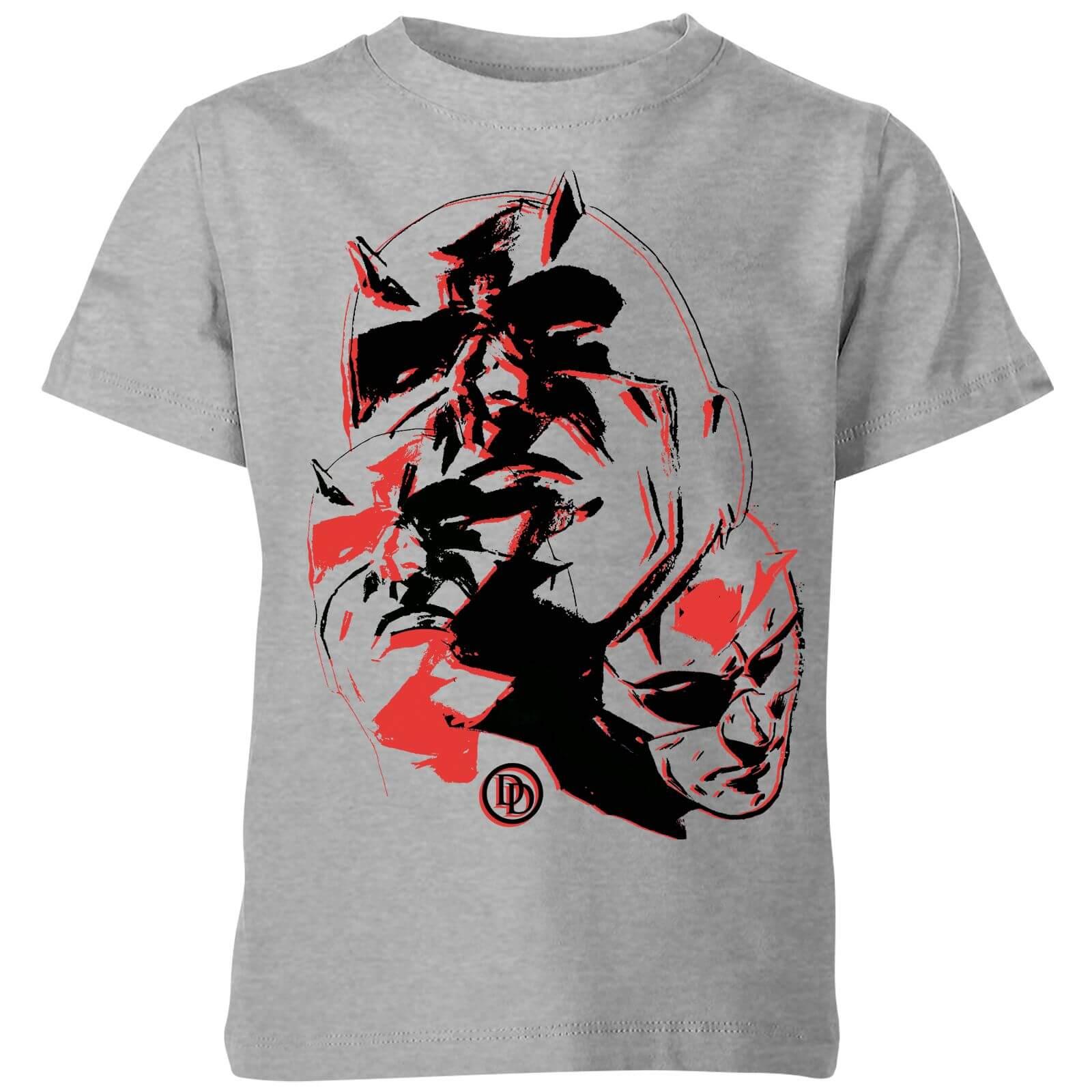 OfferteWeb.click 11-t-shirt-marvel-knights-daredevil-layered-faces-grigio