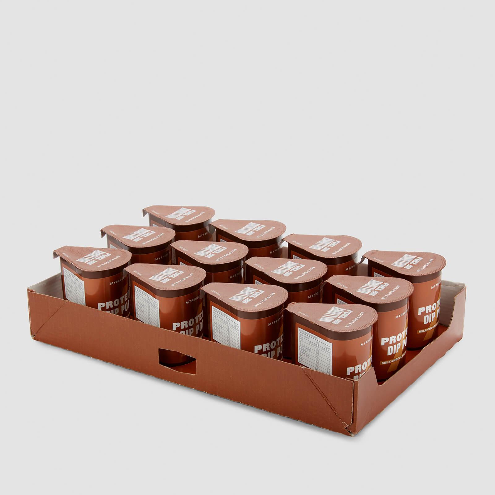 Goûter protéiné - 12 x 52gg - Chocolat au lait