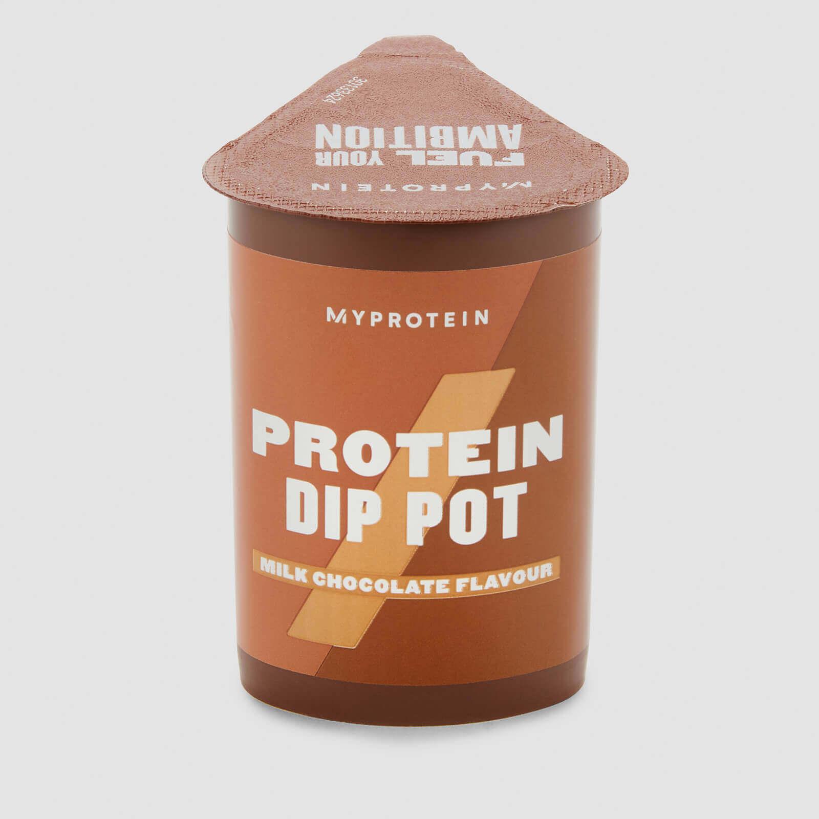 Goûter protéiné - 1servings - Chocolat au lait