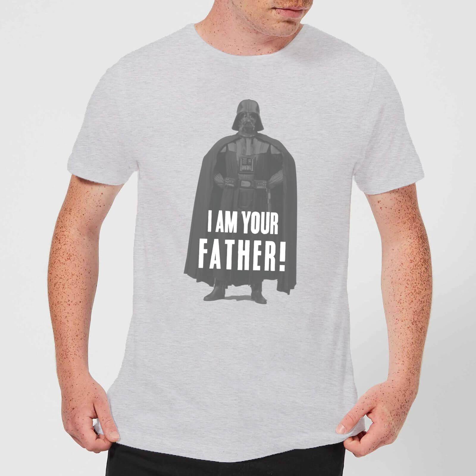 OfferteWeb.click 85-t-shirt-star-wars-darth-vader-i-am-your-father-pose-grigio