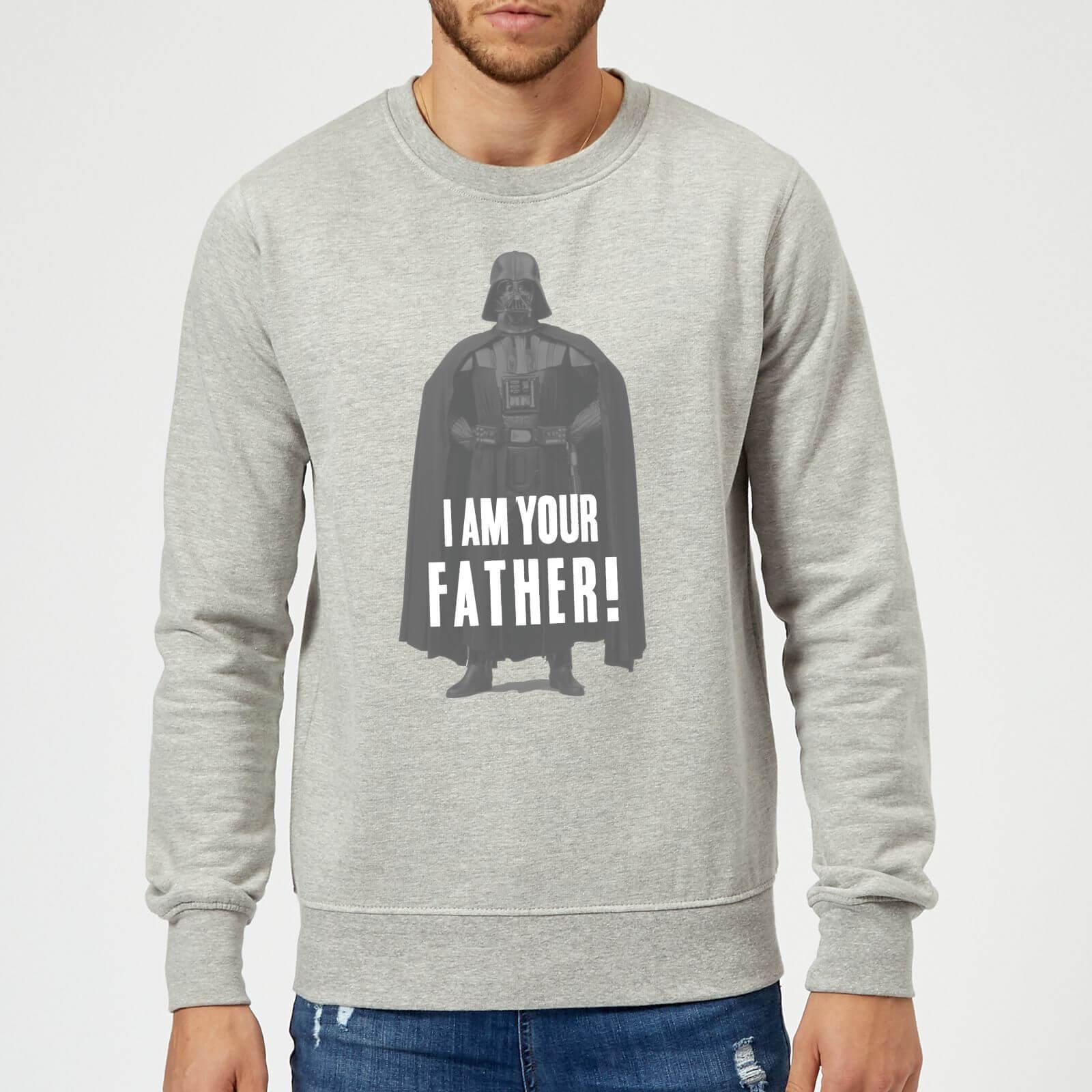 OfferteWeb.click 95-felpa-star-wars-darth-vader-i-am-your-father-pose-grigio